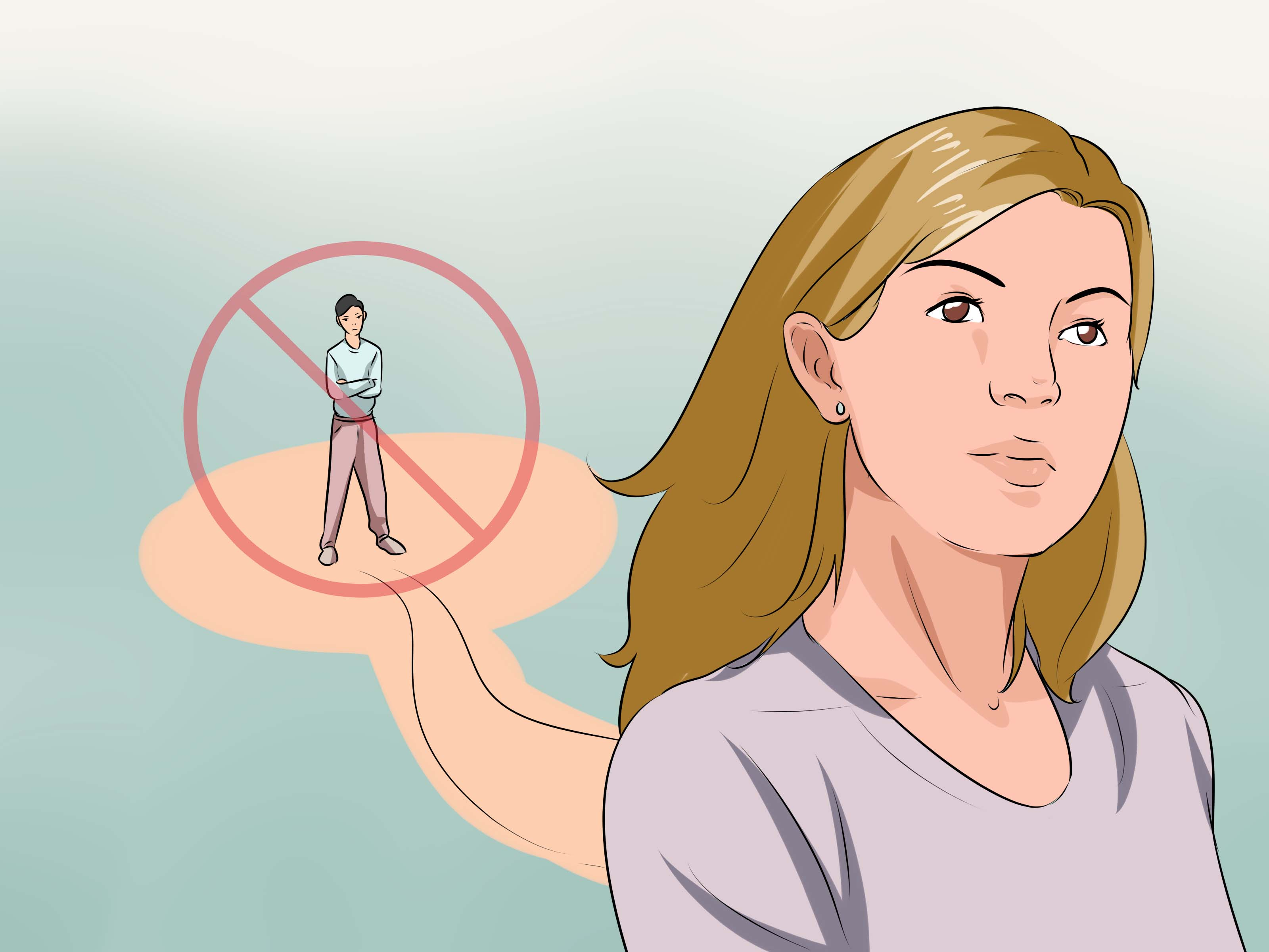 How to deal with a breakup wikihow