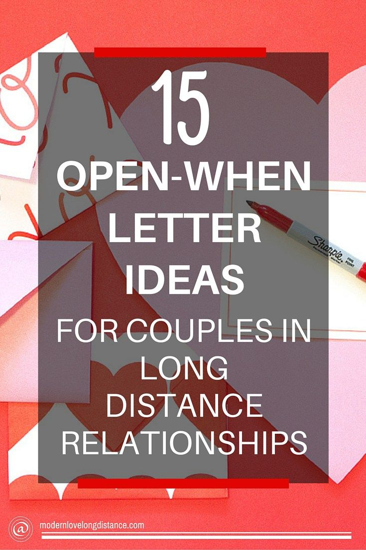Gifts for long distance couples