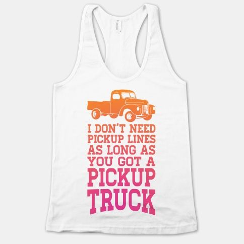 Cute country pick up lines