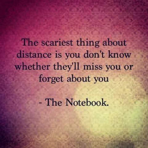 Long distance relationship break up signs