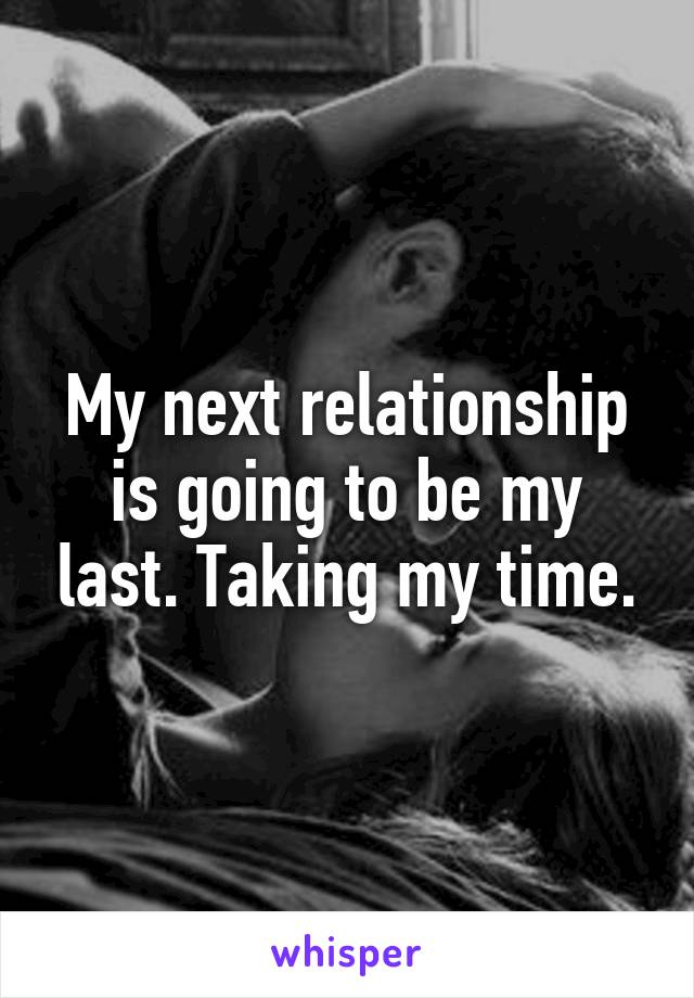 Is my relationship going to last