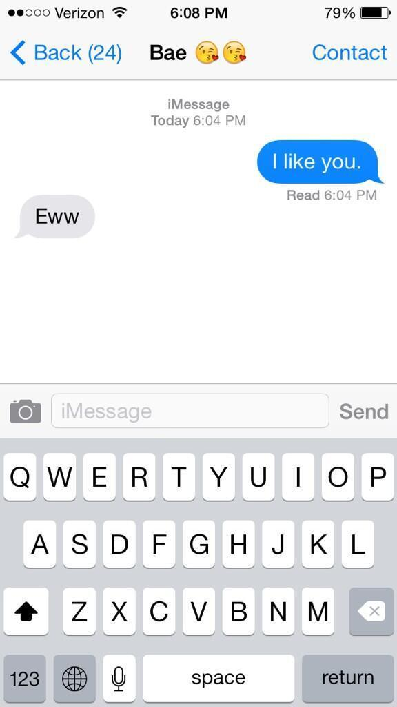 How to tell you like someone