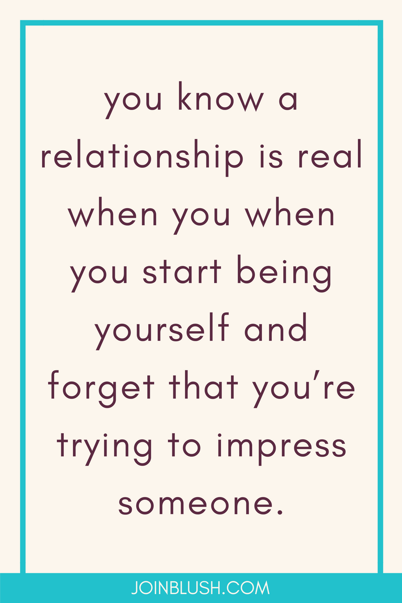 Beginning of a relationship tips