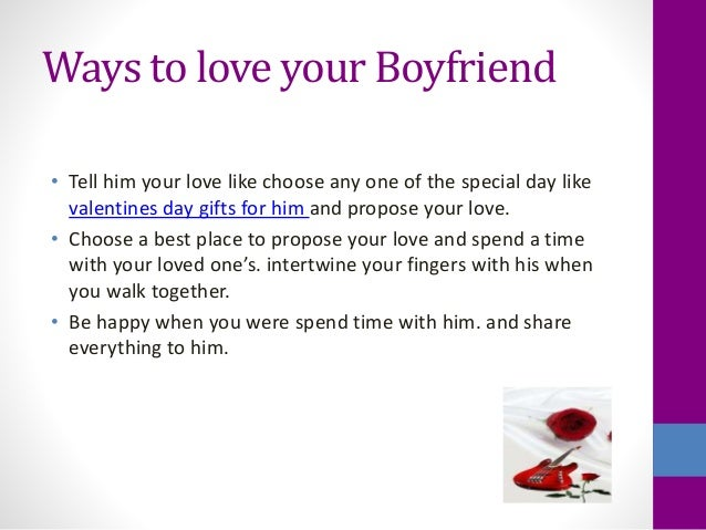 How do you know if your boyfriend is the one