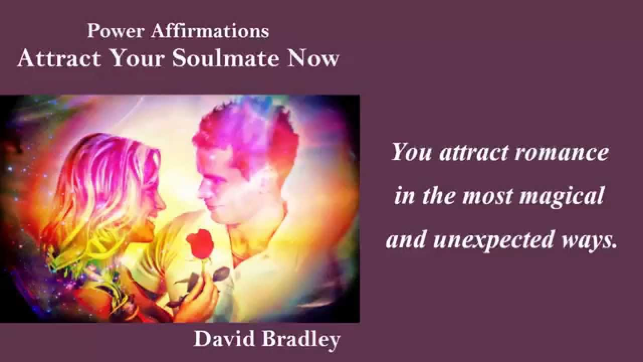 I want to attract my soulmate