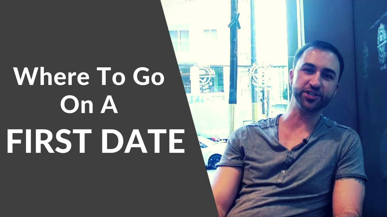 How to go on a first date