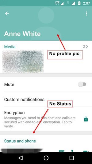 How to find out if someone has a dating profile