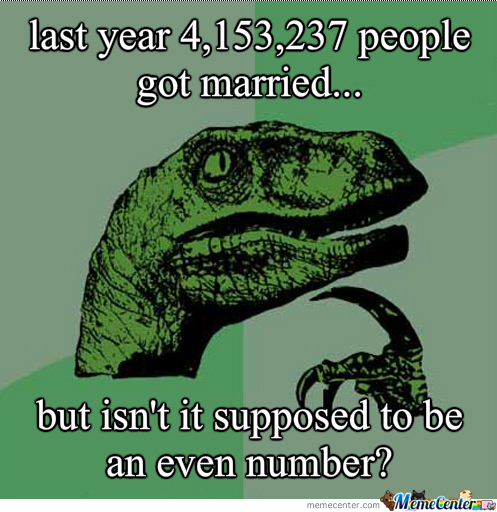 How many people are married