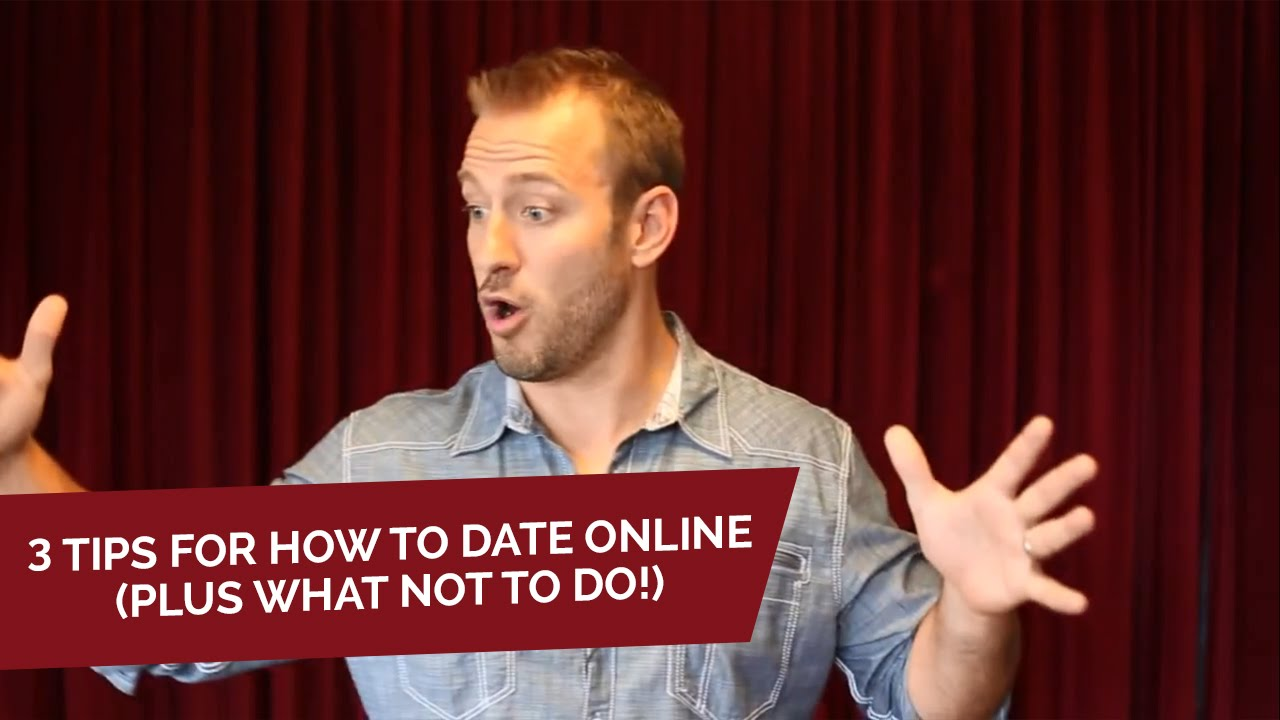 How to date online