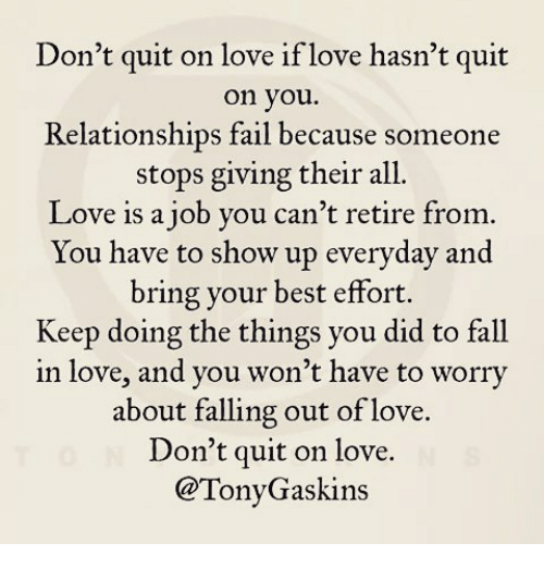 Keep falling in and out of love with you