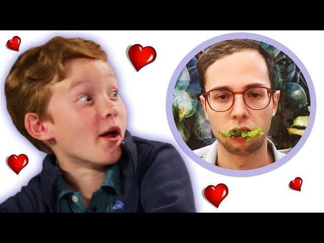 Online dating for kids