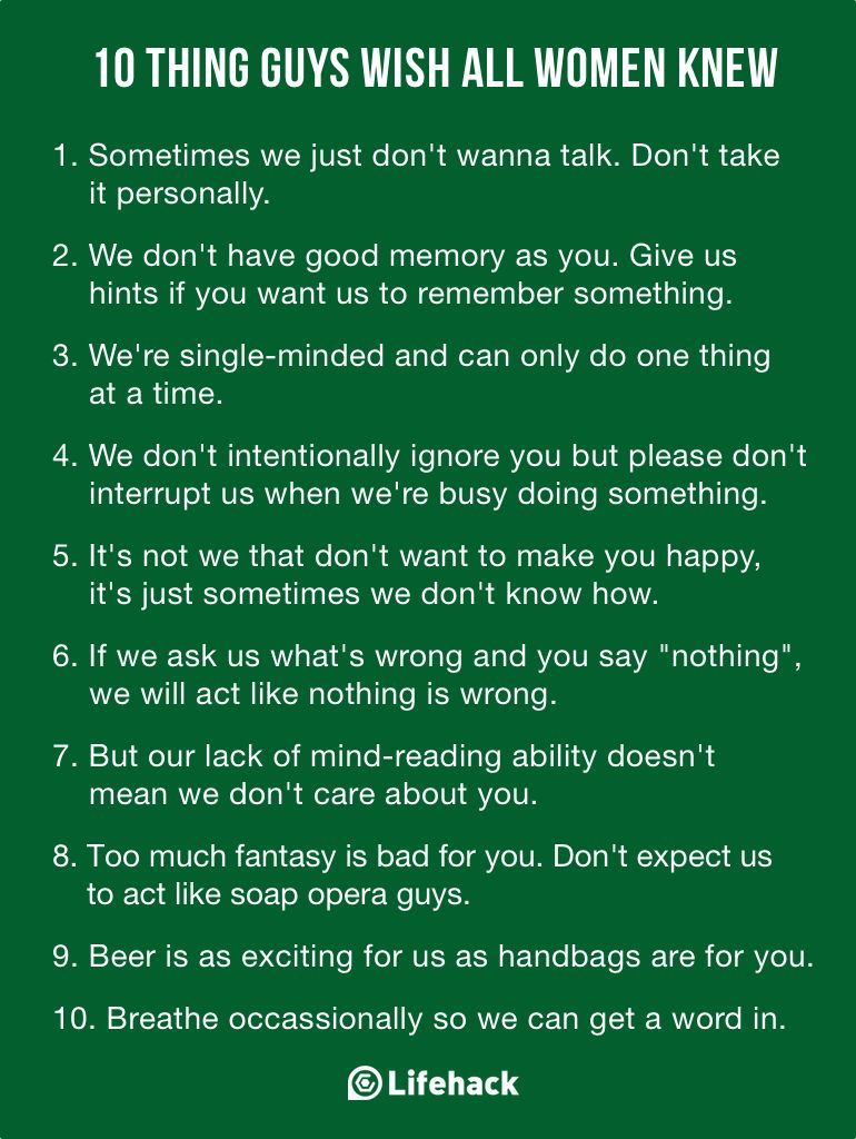 10 things not to do in a relationship