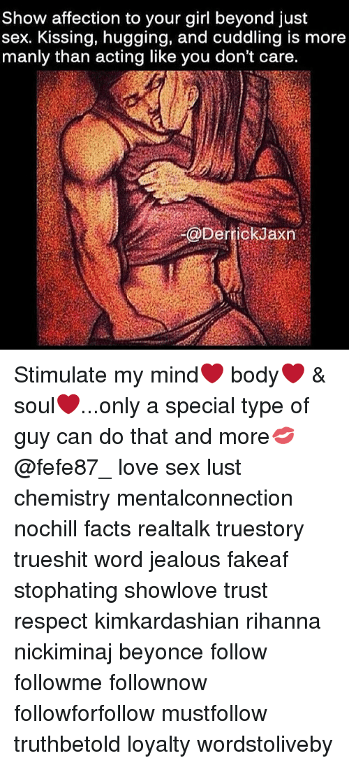 How to sexually stimulate a mans mind