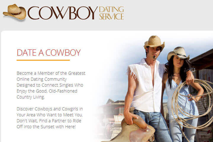 Single cowboys dating sites