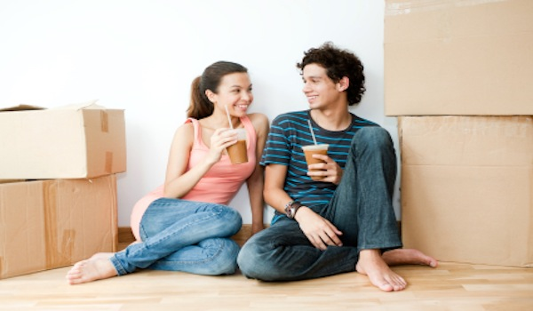 Living together while engaged