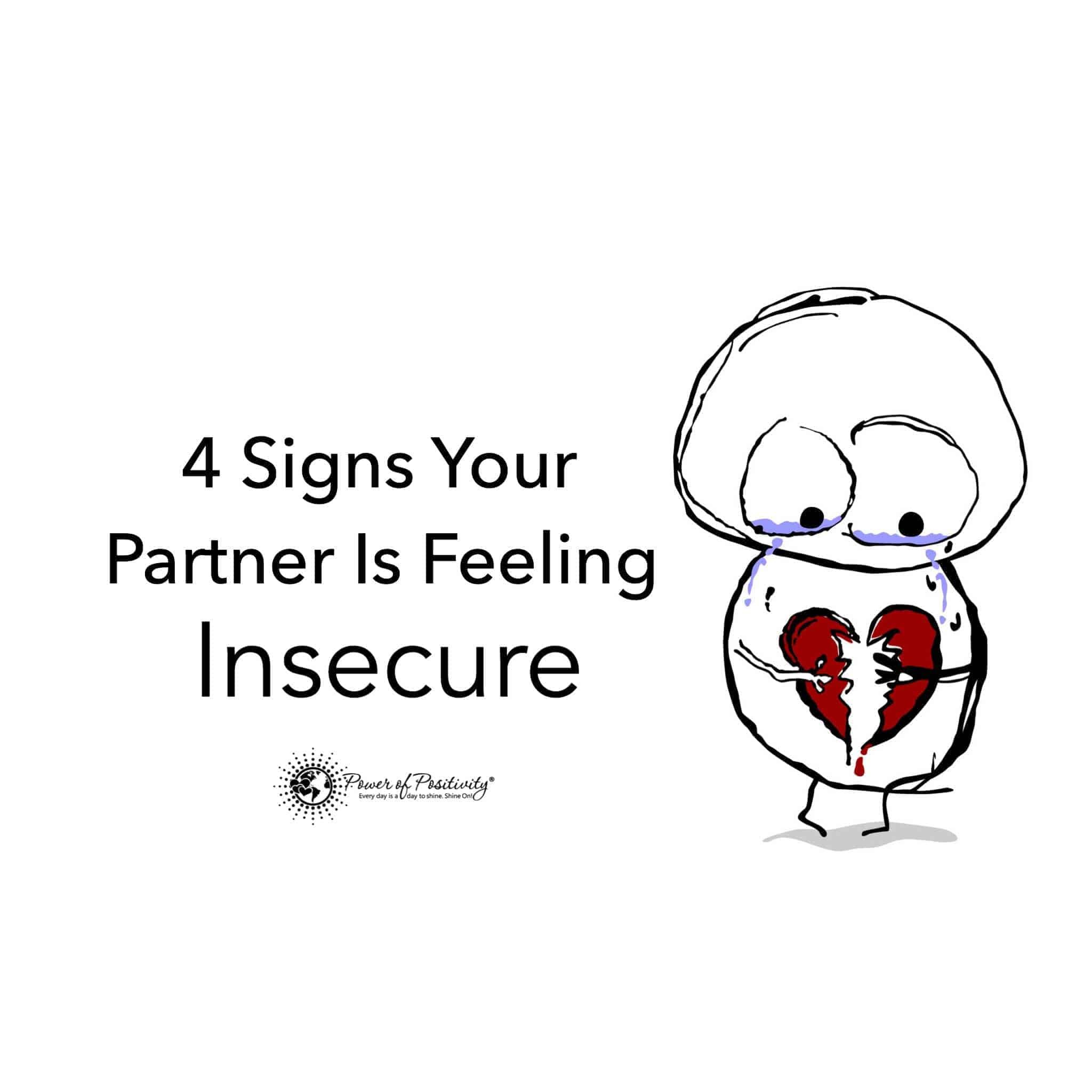 Feeling insecure in relationship