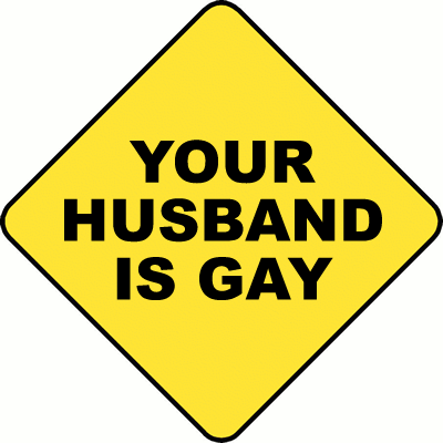 How to tell if your husband is gay