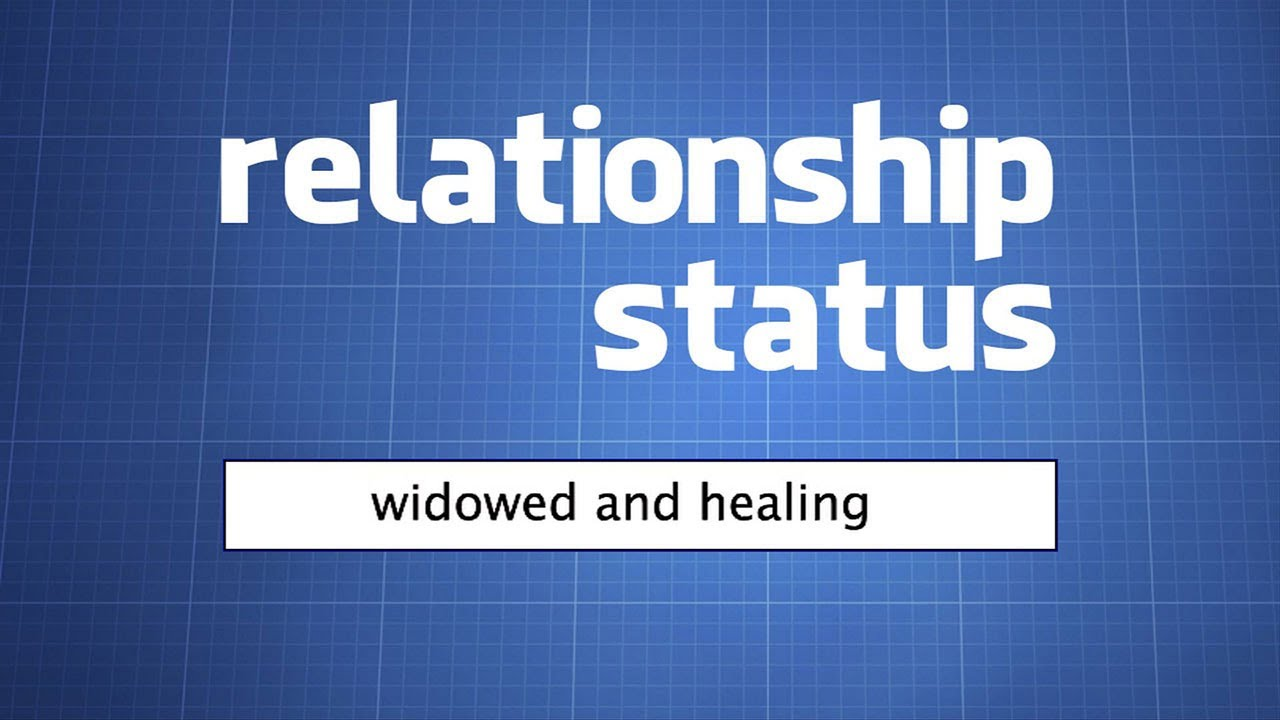 Having a relationship with a widower
