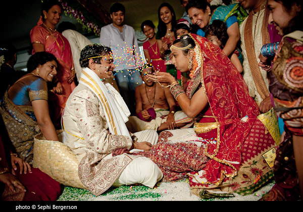 How are marriages arranged in india