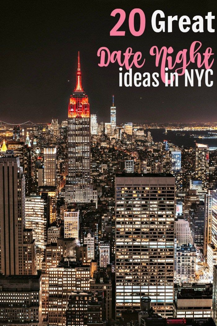 Great date ideas nyc