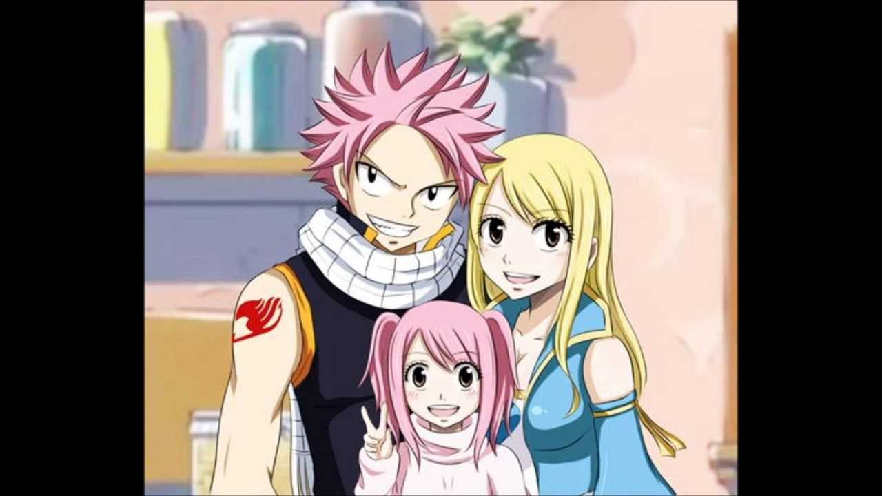 Fairy tail love couples