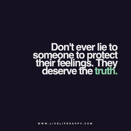 Would a guy lie about his feelings