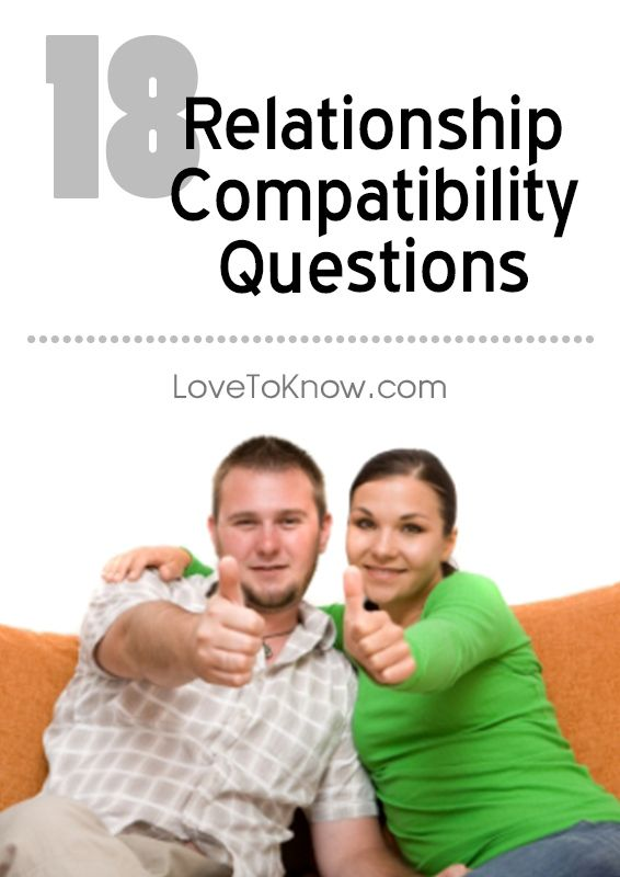 How to test compatibility in relationship