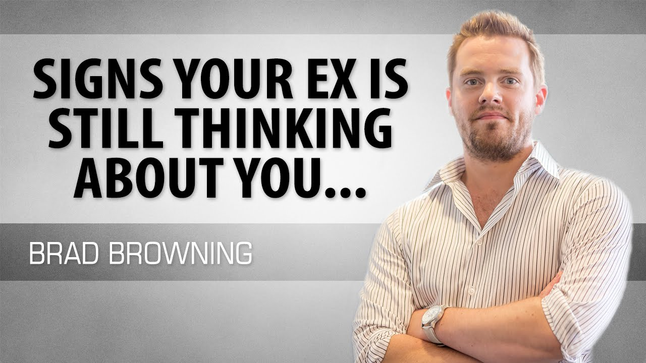Keep thinking about my ex