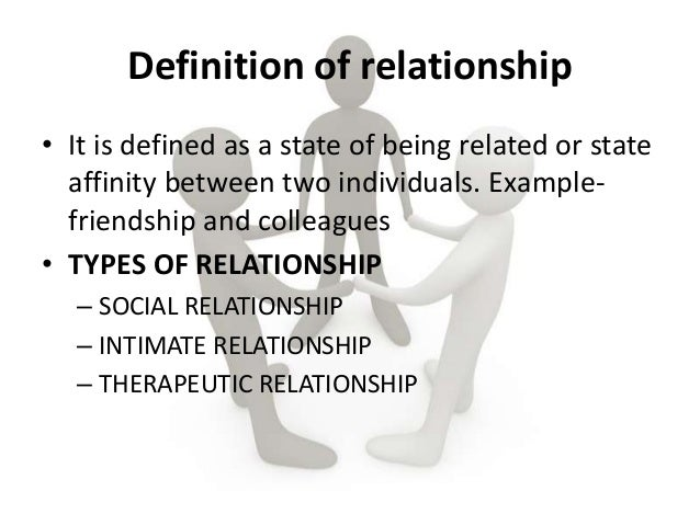 Intimacy definition in relationship
