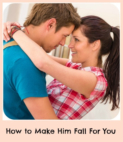 What makes men fall in love