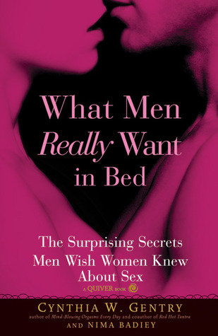 What a guy really wants in bed