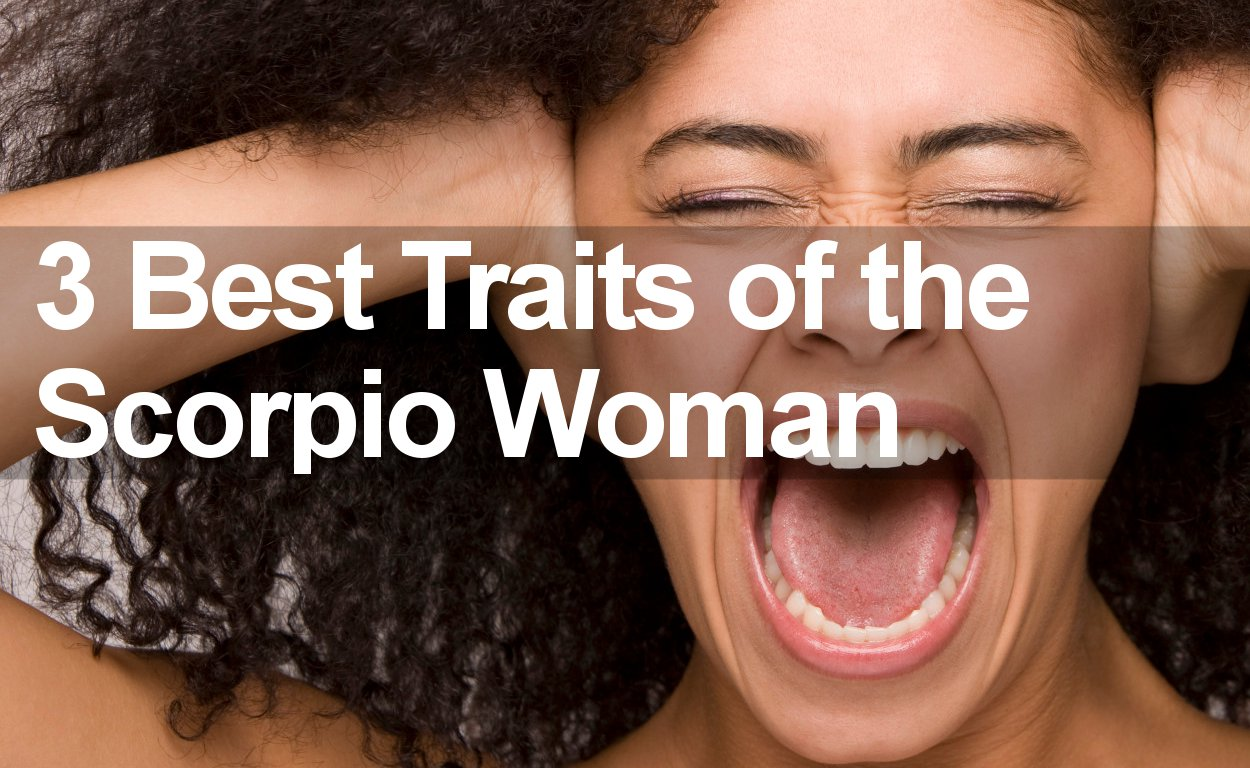 Best traits in a woman