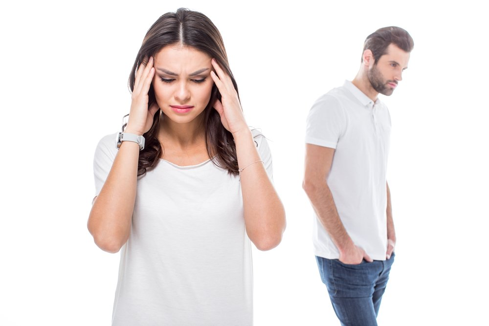How to keep him from pulling away