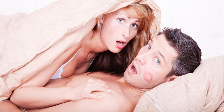 Physical signs your girlfriend is cheating