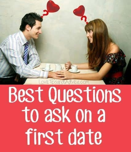 Best questions on a first date