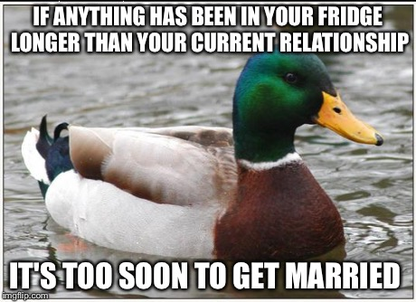 Married after 6 months