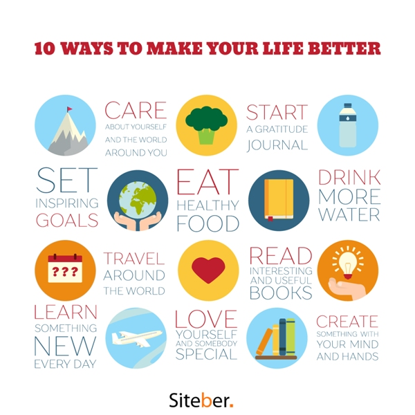 To make life better