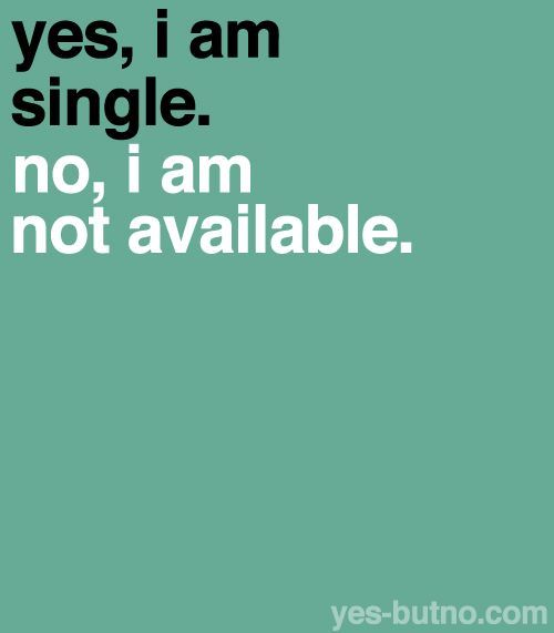 How to stay single and not feel lonely