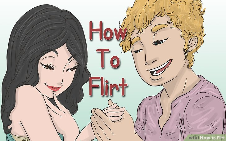 How to become more flirty