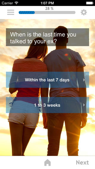 How long to get over ex girlfriend