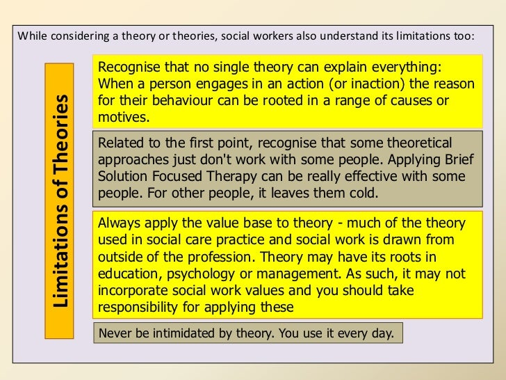Should i be a social worker