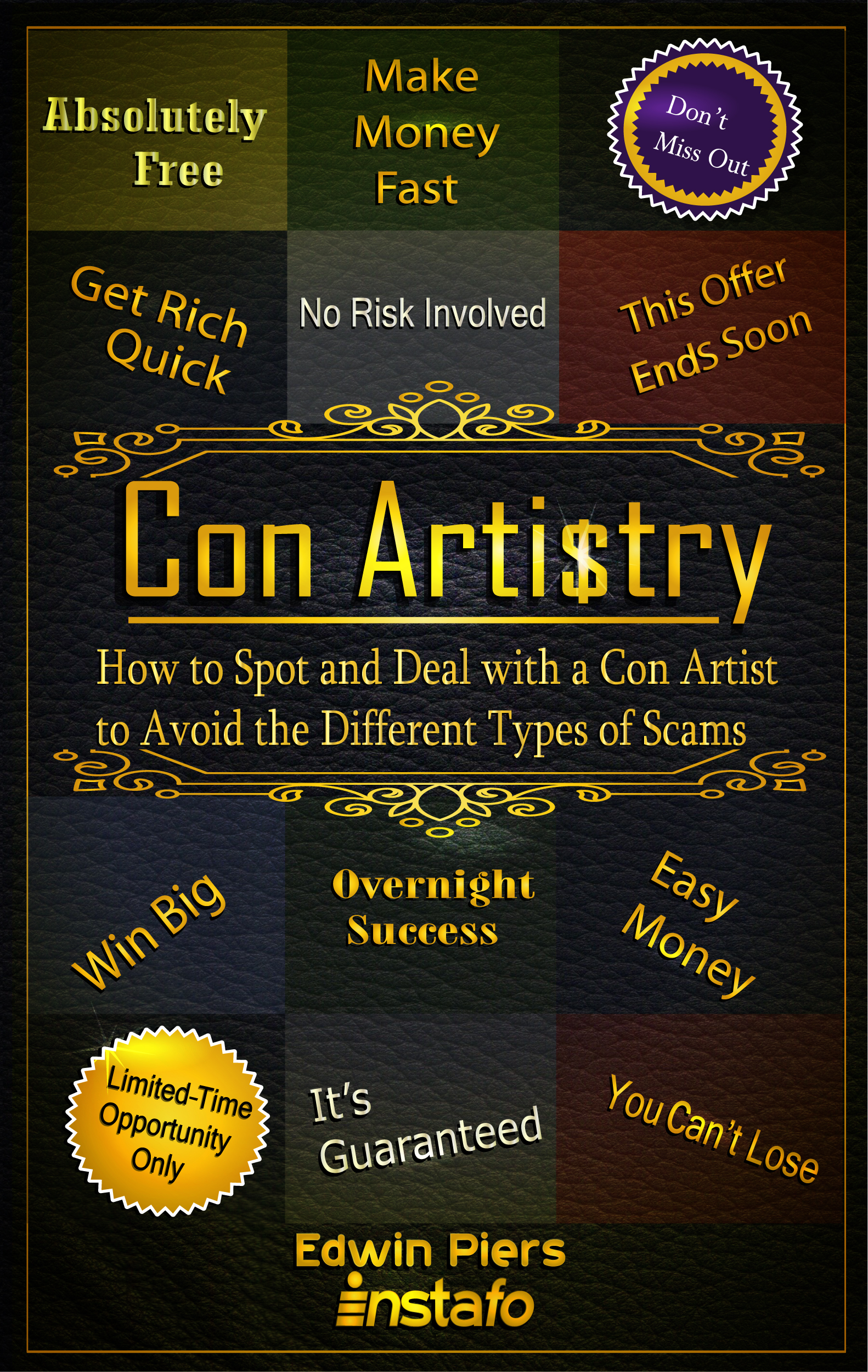 How to spot a con artist