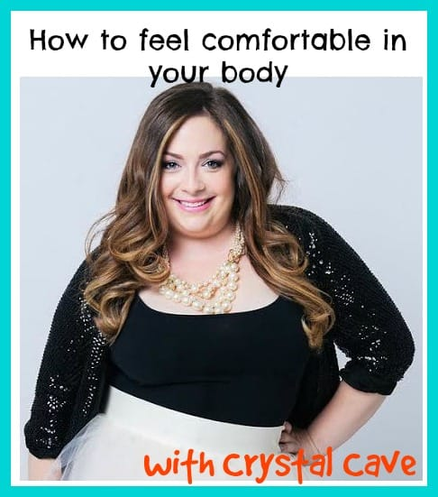 How to feel comfortable with your body