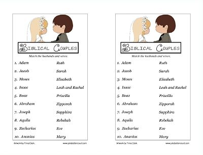 Compatibility test for couples to do together