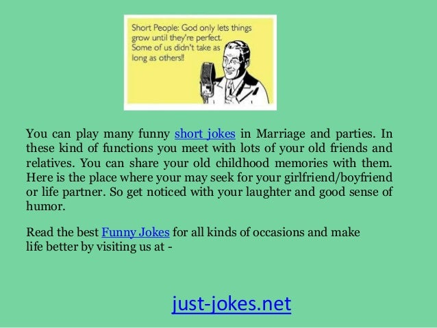Funny jokes to share with your girlfriend