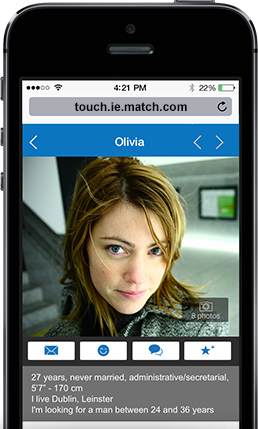 Match com mobile login