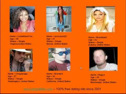 Free dating site in usa without payment