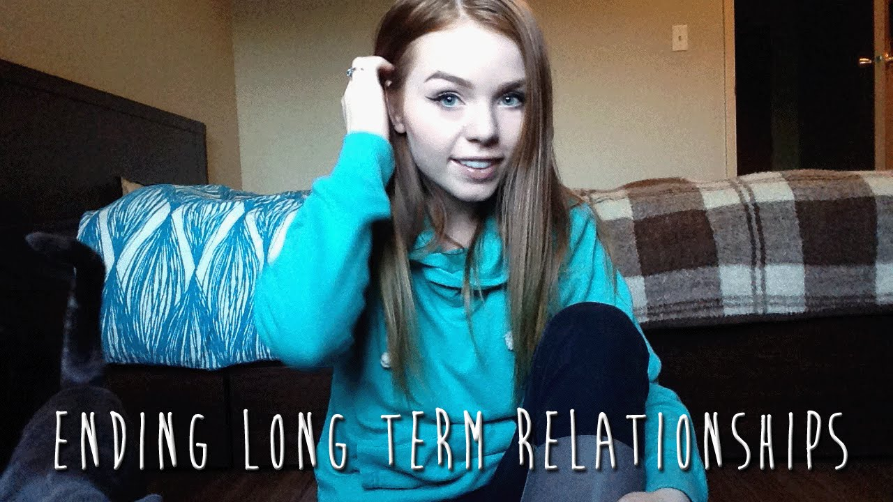 Coping with long term relationship breakup