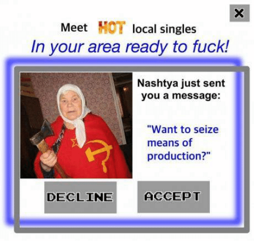 Find singles in your area