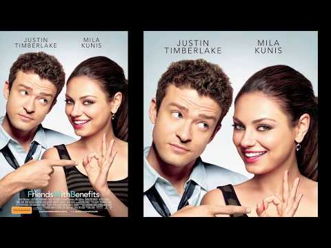 Friends with benefits nude scene